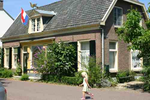 Overstraat 3 en 5, Amerongen